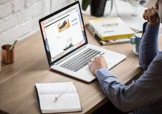 Internetowa rewolucja - firma w sieci