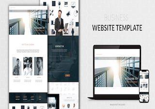 Strona www jako wizytówka managera