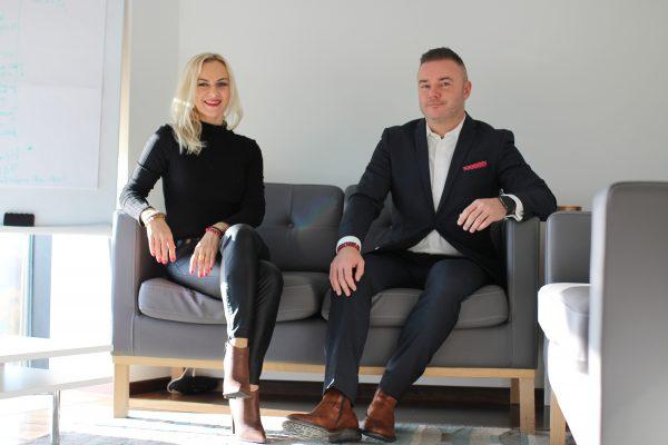 Regina Bukowska i Daniel Kubach