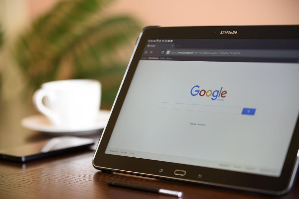 Nowa usługa google