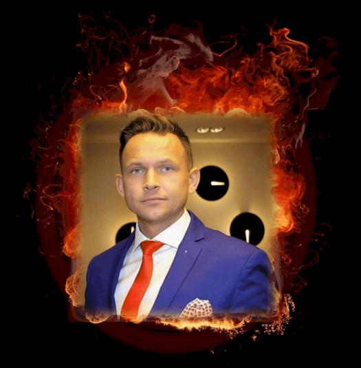 Daniel Konieczny FIREWALK - przejdź totalną transformację