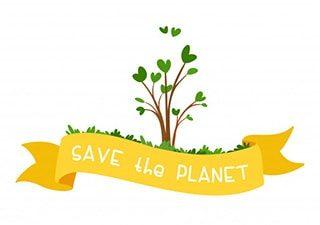 grafika ocal planetę