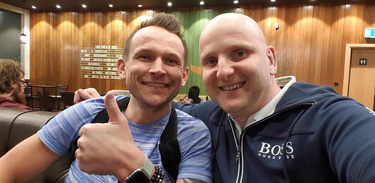 Daniel Konieczny & Kris Kowal