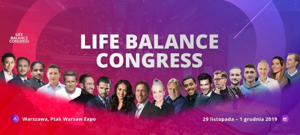 Life Balance Congress - relacja z wydarzenia
