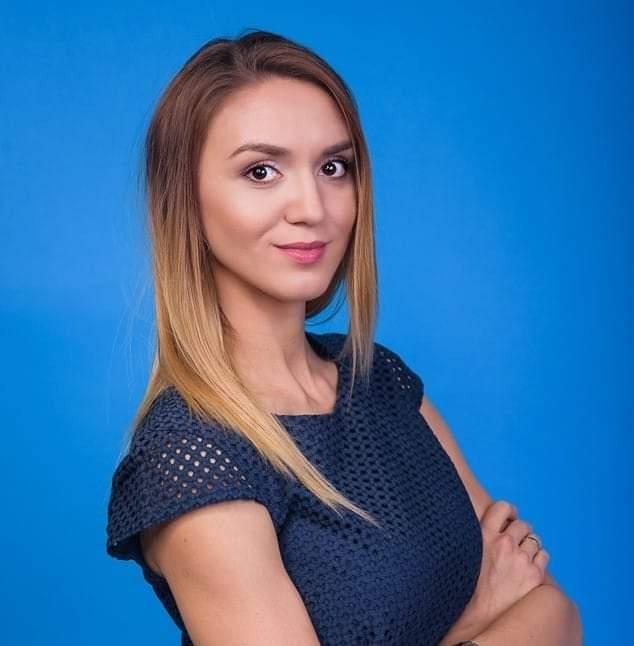 Kamila Ptasznik portret