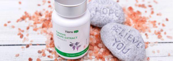Tiens - naturalne suplementy diety