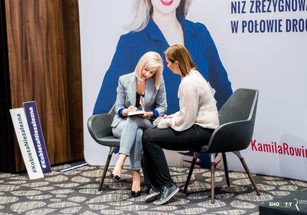 Kamila Rowińska autografy