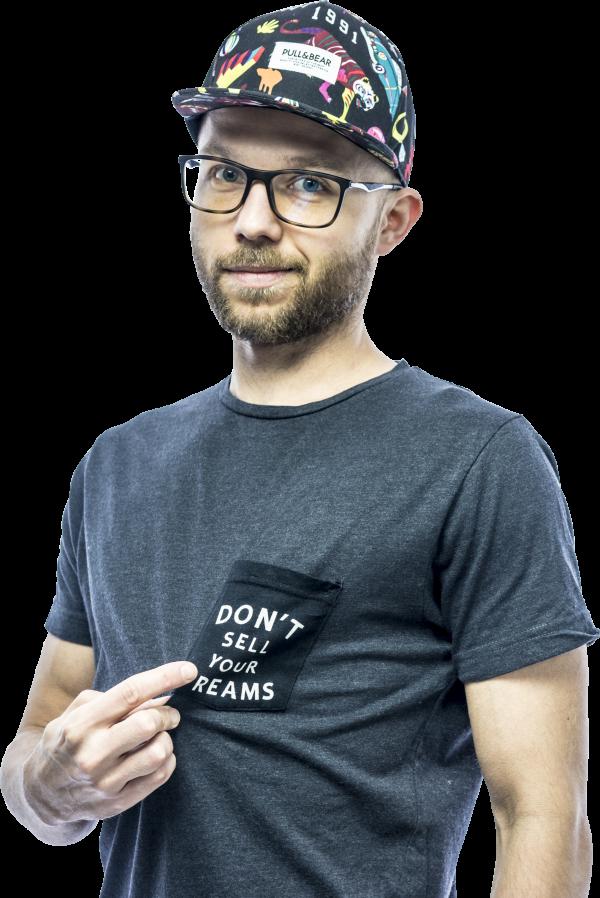 Dawid Bagiński - As marketingu i biznesu
