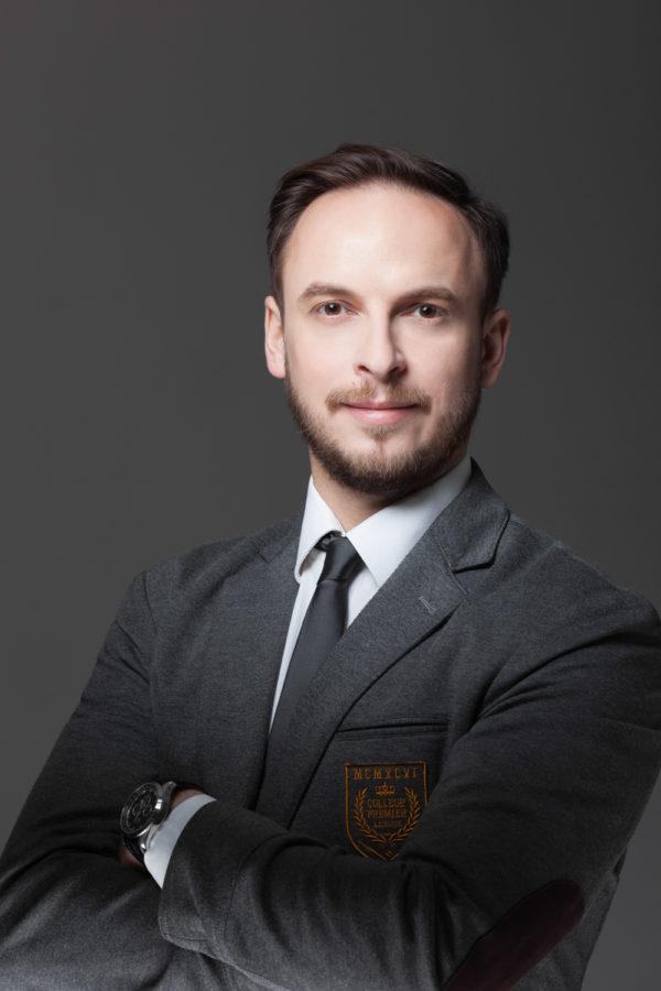 portret Aleksander Sienkiewicz