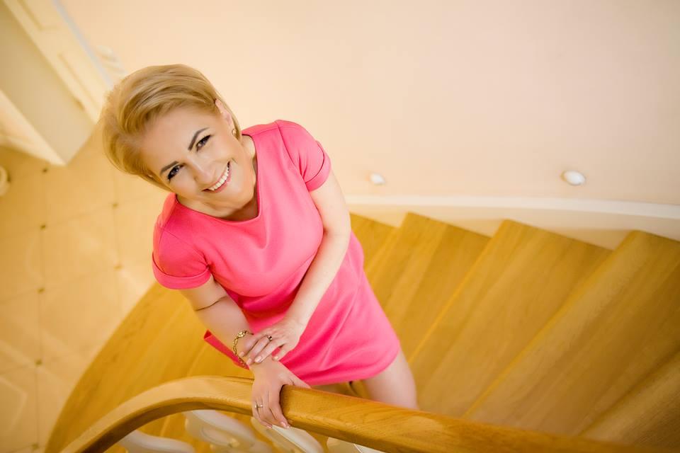 Natalia Rynska portret usmiech