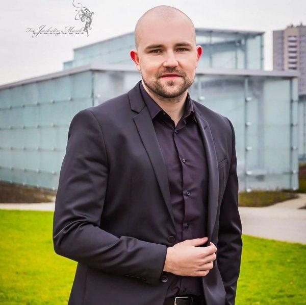 Grzegorz Szafrański strzela gole w MLM