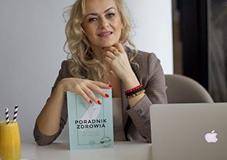 Autorka książki Poradnik Zdrowia Regina Bukowska