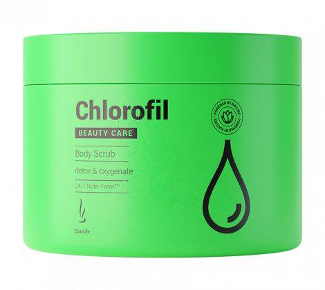 chlorofil peeling duolife