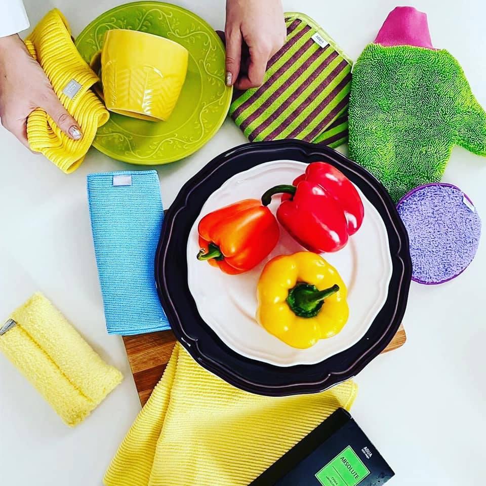 Produkty do czyszczenia domu
