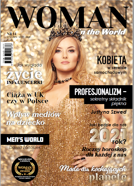 magazyn Woman in the World