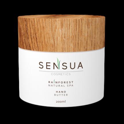 Masło do dłoni i ciała marki Sensua