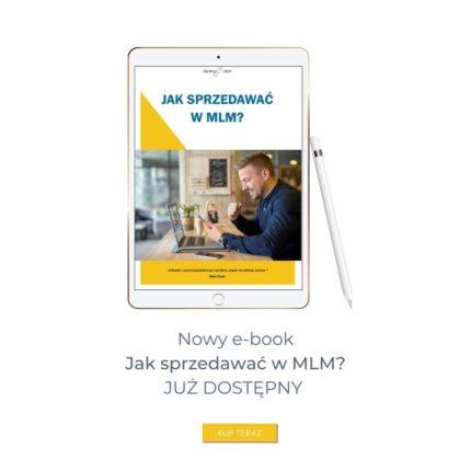 Najnowszy e-book jak sprzedawać w MLM?