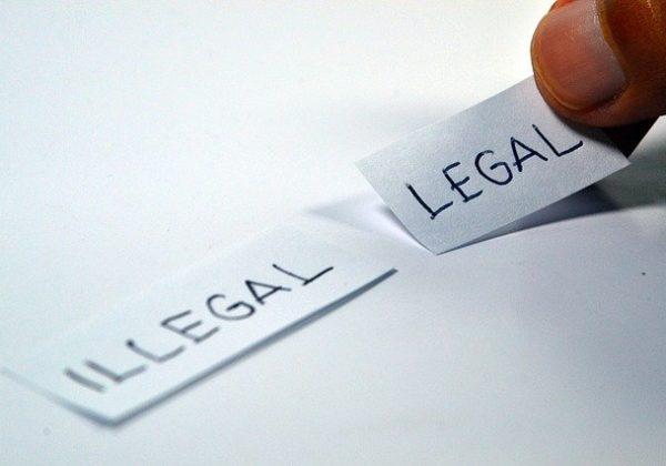 Legal, illegal